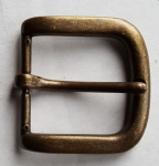 "40mm 'Bronze' Belt Buckle. Suitable for belts up to 38mm (1½""). Code BUC136"